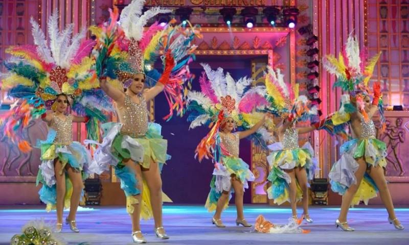 Resultado de imagen de comparsas infantiles carnaval las palmas