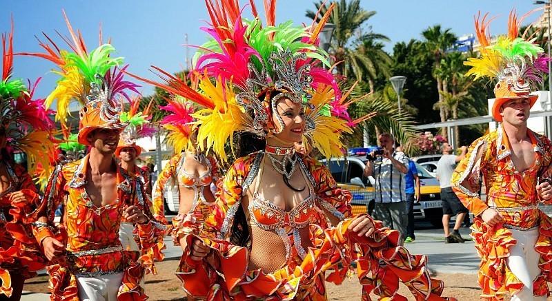 Resultado de imagen de san bartolome tirajana Carnaval